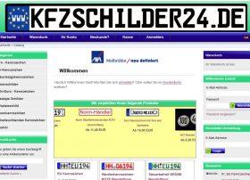kfzschilder24.de